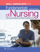 Taylor: Fundamentals of Nursing 9th Edition + Skills Checklist Package