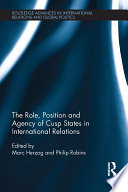 The Role  Position and Agency of Cusp States in International Relations