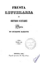 Frusta letteraria di Aristarco Scannabue