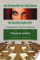 download ebook god, you formed me to be a holy husband but something caught my eye pdf epub