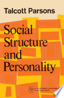 Social Structure   Person