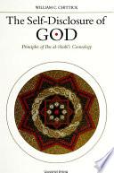 Self Disclosure of God  The