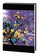 X Men by Chris Claremont   Jim Lee Omnibus