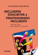Inclusi  n educativa y profesorado inclusivo   aprender juntos para aprender a vivir juntos