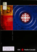 Annual Report - Canadian Broadcasting Corporation