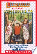 download ebook karen, hannie & nancy: the three musketeers (baby-sitters little sister super special #4) pdf epub