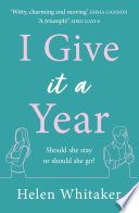 I Give It A Year Book PDF