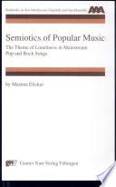 Semiotics of Popular Music