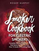 Smoker Cookbook