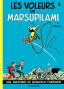Une aventure de Spirou et Fantasio n°5, Les voleurs du Marsupilami