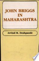 John Briggs in Maharashtra