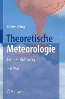 Theoretische Meteorologie Eine Einfuhrung