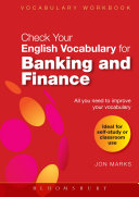 Check Your English Vocabulary for Banking   Finance