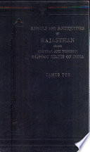 Annals and Antiquities of Rajast'han