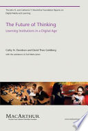 The Future of Thinking