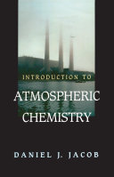 download ebook introduction to atmospheric chemistry pdf epub