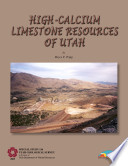 High calcium Limestone Resources of Utah