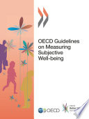 Oecd Guidelines On Measuring Subjective Well Being