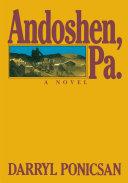 Book Andoshen, Pa.
