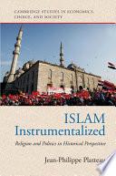 Islam Instrumentalized