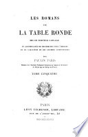 Le roman de Lancelot du Lac. Tome 3