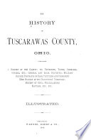 The History of Tuscarawas County  Ohio