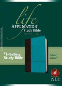 Life Application Study Bible NLT  Personal Size  Tutone