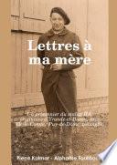 Lettres    ma m  re   Un prisonnier du stalag IIA  originaire d Yronde et Buron  pr  s Vic le Comte  t  moigne
