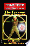 The Star Trek Deep Space Nine The Ferengi Rules Of Acquisition