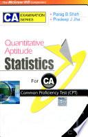 Quantative Aptud:Statistics For Ca-Cpt