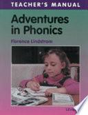 Adventures in Phonics