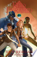 Kane Chronicles  Book One  The Red Pyramid  The Graphic Novel