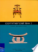 Fresh Perspectives  Commercial Law 1