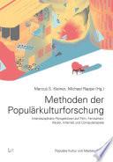 Methoden der Populärkulturforschung