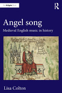 Book Angel Song: Medieval English Music in History