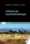 Lehrbuch der Landschaftsökologie