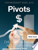 Excel 2016 Tips   Pivots