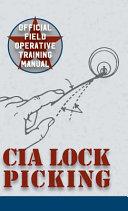 CIA Lock Picking Book PDF