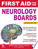 First Aid for the Neurology Boards  2nd Edition