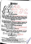 Biblisches Real-Lexicon
