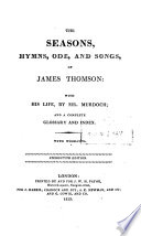 The Seasons Hymns Ode And Songs