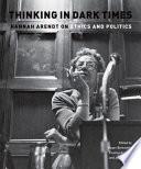 Thinking in Dark Times Book PDF