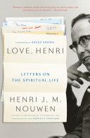 Love, Henri Book