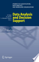 Data Analysis and Decision Support