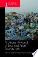Routledge Handbook of Southeast Asian Development