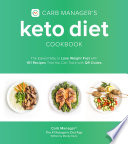 Carb Manager S Keto Diet Cookbook