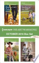 Harlequin Heartwarming October 2016 Box Set