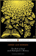 Book of Sand First Stand Alone Edition Jorge Luis Borges