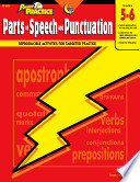 Power Practice  Parts of Speech and Punctuation  eBook