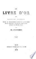 Le livre d'or des Israélites algériens